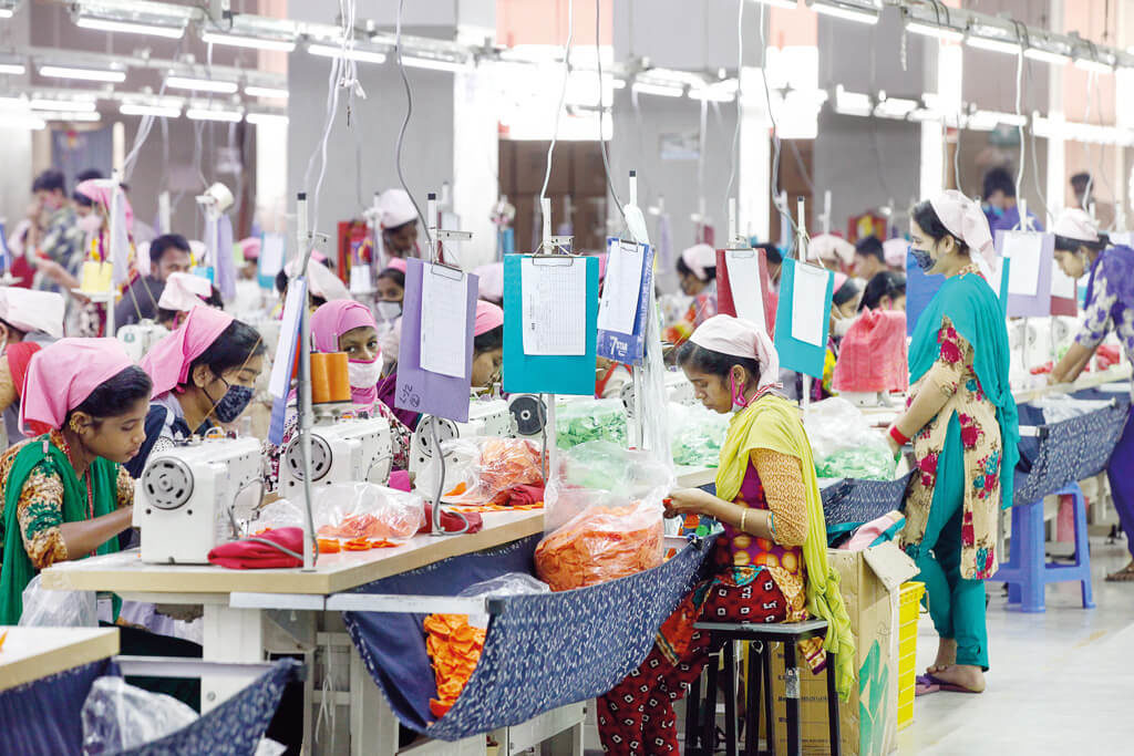 Fast Fashion contributes to poor working conditions, cheap labour and child labour in some of the world's most vulnerable countries