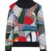 Ksenia Schnaider Reworked Patchwork Sweater