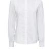 Ksenia Schnaider White Cotton Logo Shirt