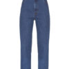 Ksenia Schnaider 'Mom' style jeans medium blue