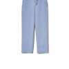 Kowtow Core Jeans in pale blue denim high waist tapered leg buy at Rolling Grenades Down Catwalks