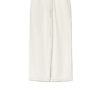 KOWTOW Linear Jeans in white straight leg high waist buy at Rolling Grenades Down Catwalks