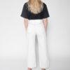 Rolling Grenades Kowtow Linear Jeans in White