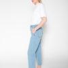 Rolling Grenades Kowtow Pale Blue Jeans
