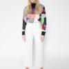 Rolling Grenades Ksenia Schnaider Reworked Patchwork Sweater