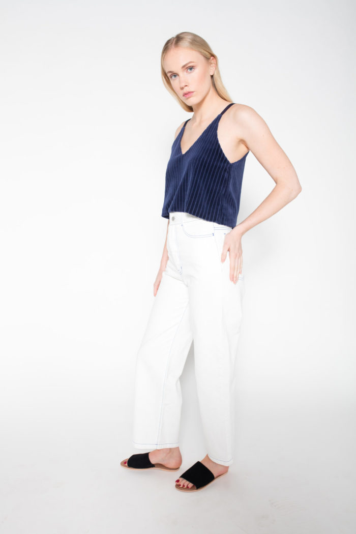 LANA Thale Cotton Top now available at Rolling Grenades
