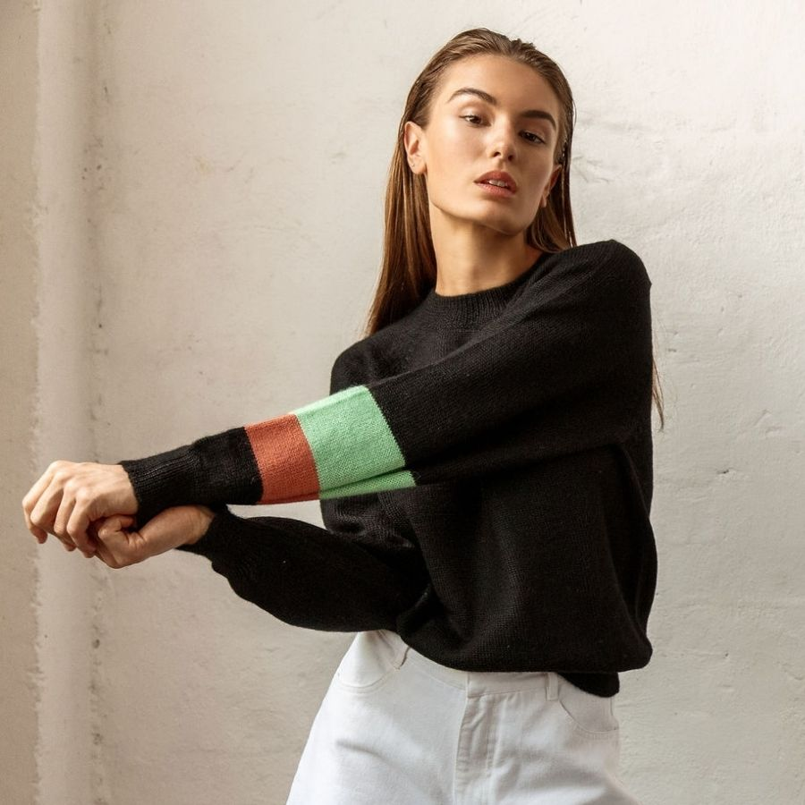 Women's Winter Knits from Ethical labels